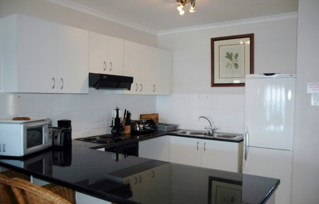 Bondi Beach Unit A Kitchen