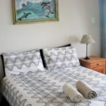 Bondi Beach Unit D Main Bedroom