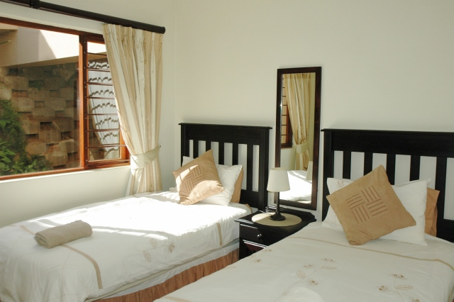 Kuta Beach Unit A 3rd Bedroom