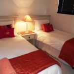 Santorini Unit G – 2nd Bedroom